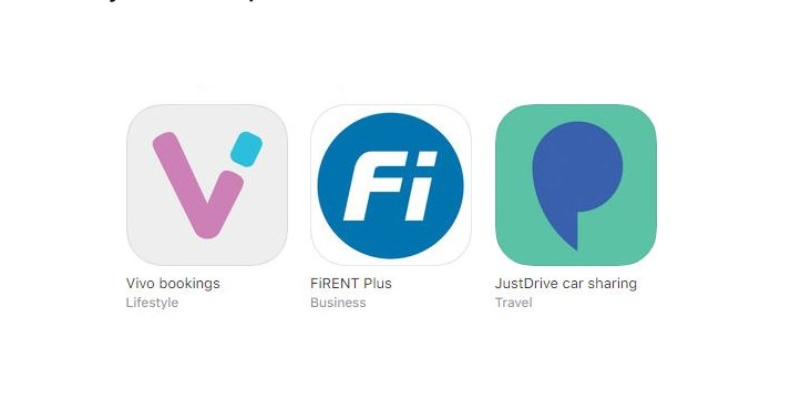 New features for your car rental on demand